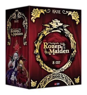 Rozen Maiden - Intégrale série TV Série TV animée