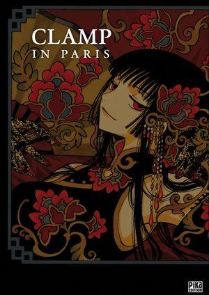 CLAMP IN PARIS Artbook