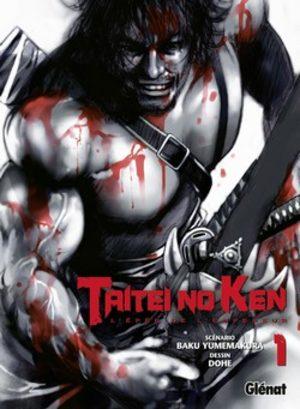 Taitei no Ken Manga
