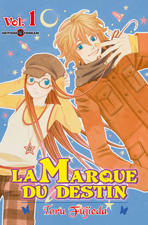 La marque du destin Manga