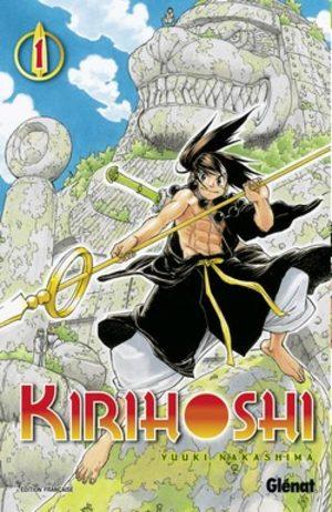 Kirihôshi Manga