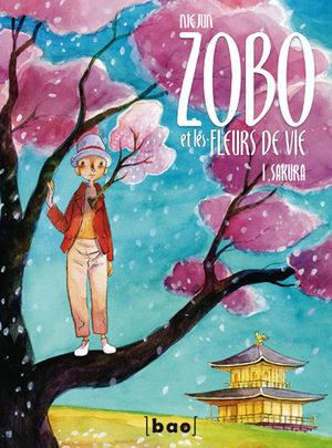 Zobo et les fleurs de la vie Manhua