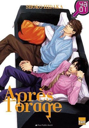 Après l'orage Manga