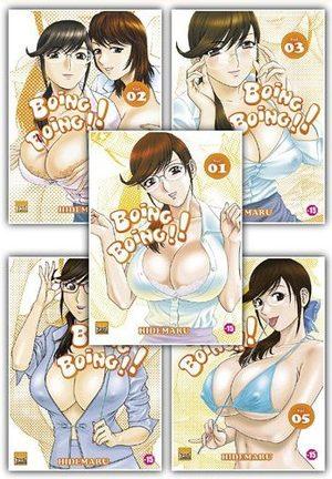 Boing Boing Manga