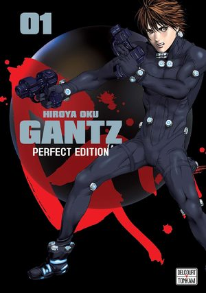Gantz Produit spécial manga