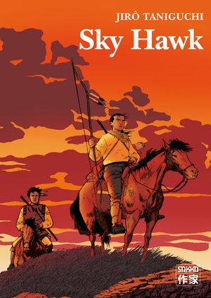 Sky Hawk Manga