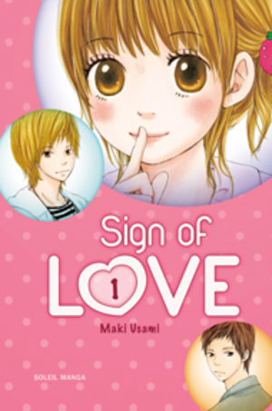 Sign of Love Manga