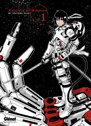Knights of Sidonia Manga