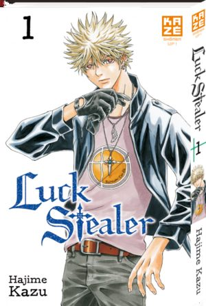 Luck Stealer Manga