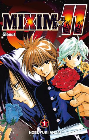 Mixim 11 Manga
