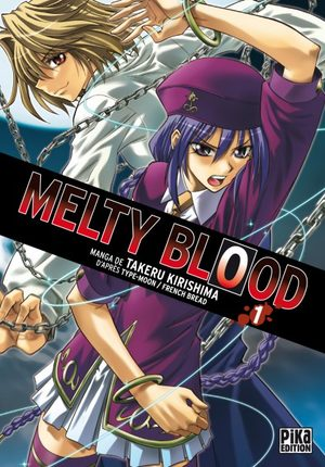 Melty Blood Manga
