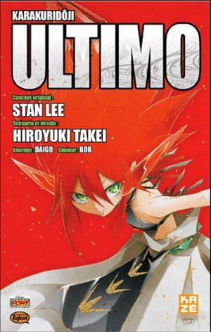 Ultimo Manga