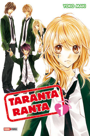 Taranta Ranta Manga