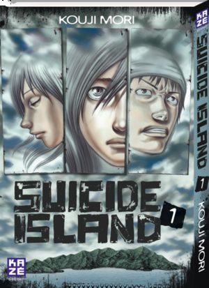Suicide Island Manga