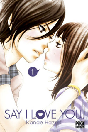 Say I Love You Manga