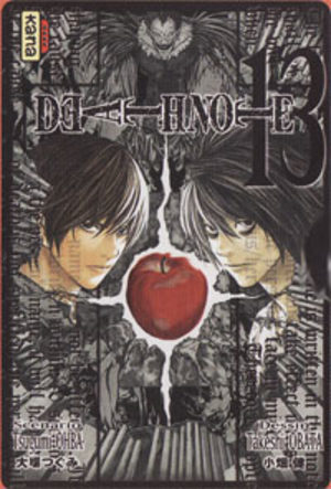 Death Note vol.13 - How to Read Fanbook