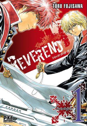 Reverend D Manga