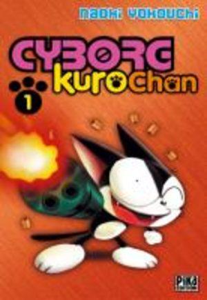 Cyborg Kurochan Manga