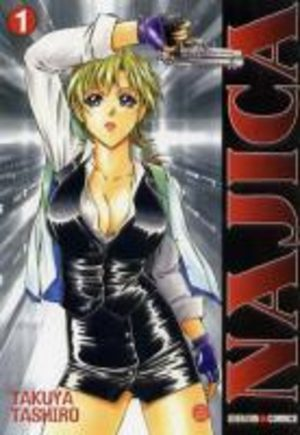 Najica Blitz Tactics Manga