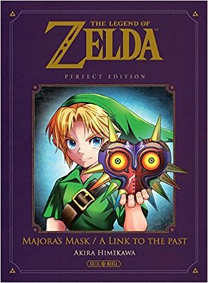The Legend of Zelda: Majora's Mask Manga