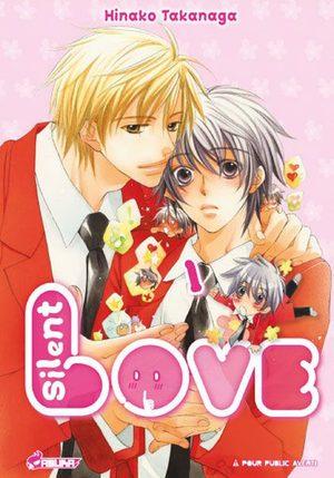 Silent love Manga