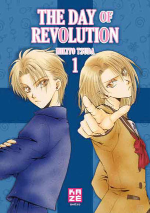 The day of revolution Manga