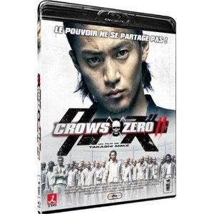 Crows Zero II Manga