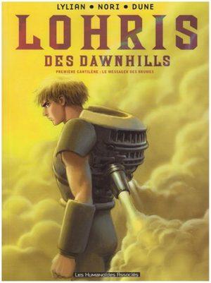 Lohris des Dawnhills Manga