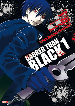 Darker than Black Manga