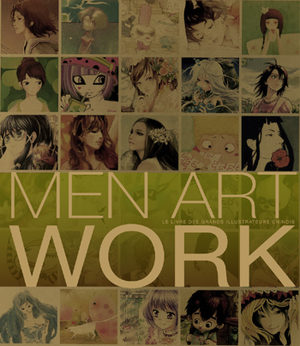 Men Art Work Artbook