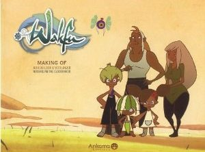Wakfu - Making of Artbook