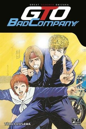 GTO Bad Company Manga