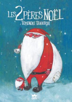 Les 2 Pères Noël Livre illustré