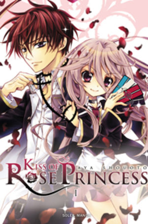 Kiss of Rose Princess Manga
