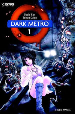 Dark Metro Manga