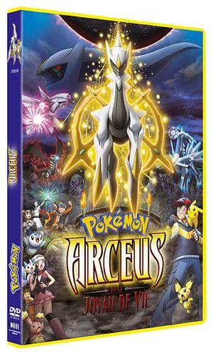 Pokemon - Film 12 : Arceus et le Joyau de la Vie