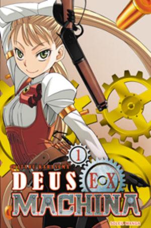 Deus EX Machina Manga