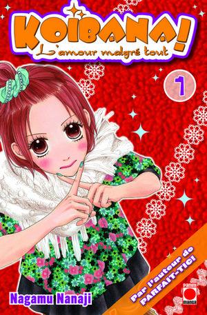 Koibana ! L'Amour Malgré Tout Manga
