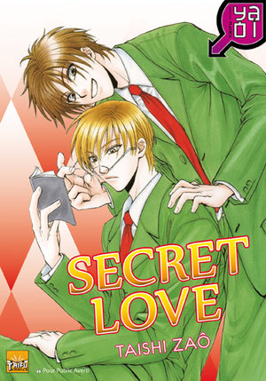 Secret Love Manga