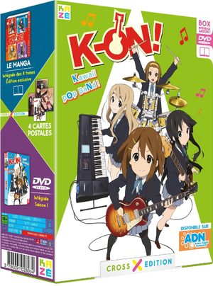 K-ON! Série TV animée