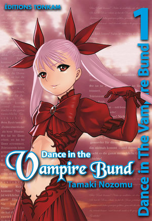 Dance in the Vampire Bund Manga