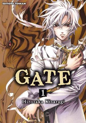 Gate Manga