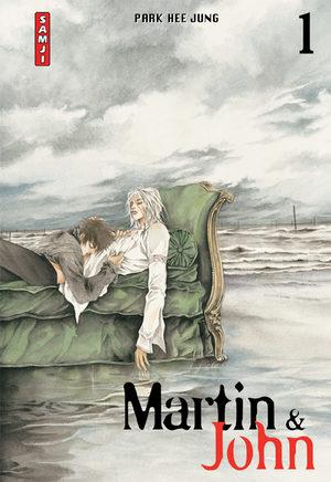 Martin et John Manhwa