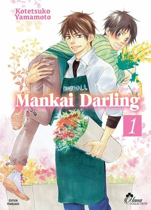 Mankai Darling Manga