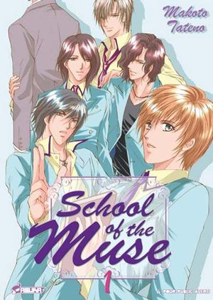 School of the Muse Manga