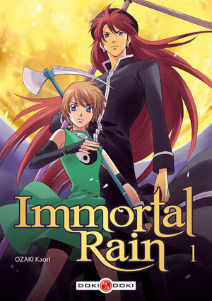 Immortal Rain Manga