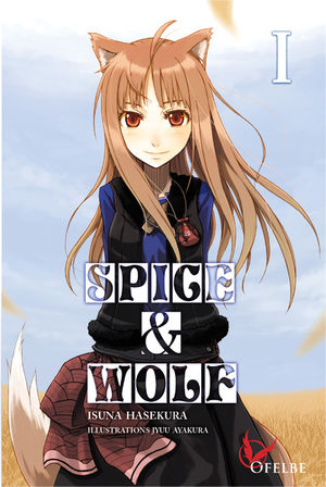 Spice and Wolf Série TV animée