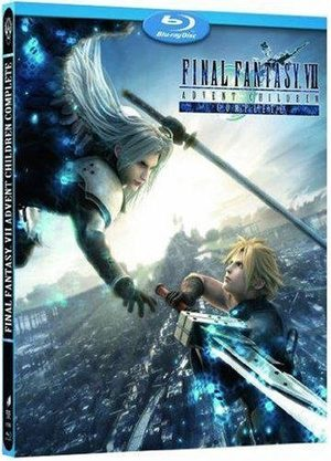 Final Fantasy VII - Advent Children OAV