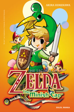 The Legend of Zelda: The Minish Cap Manga