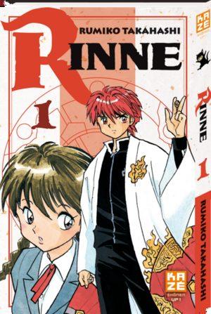 Rinne Manga